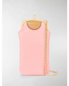 Frame iPhone case crossbody bag