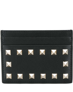 Women's Retro Big Apple Camp Canvas Turnlock Pouch - Red Apple