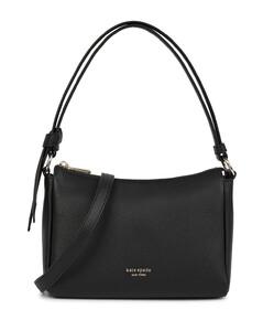 Beige Eco-Leather Satchel Bag