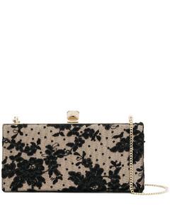 Celeste花卉蕾丝手拿包