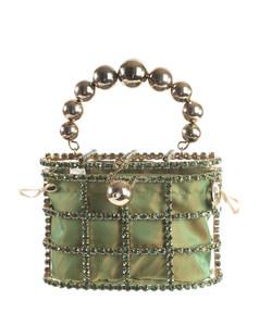 Holli Pearl Handle Bag