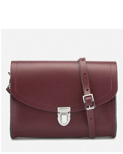 Women's Push Lock - Oxblood