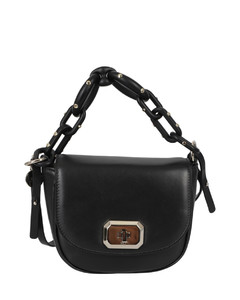 Women's Penton Mews Medium Cross Body Bag Ziptop - Black