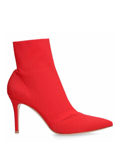 Ankle Boots ELITE 85 polyester red