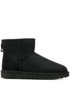 Saint Honoré85 Ankle Boots In Black Suede