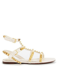 Laced shoes