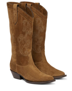 WOMENS PLAIN LAMB LEATHER PUMP IN RED