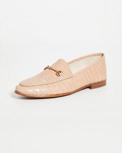 Loraine平跟船鞋