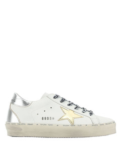 Foldable Ballerina Loafer ANDI purple pompom