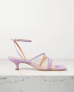 Maya皮革凉鞋