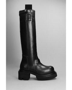 Trekky black bandana-trimmed sandals