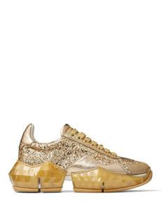 Diamond Low-Top Sneakers
