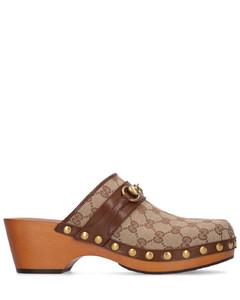 105mm Embellished Satin Sandals
