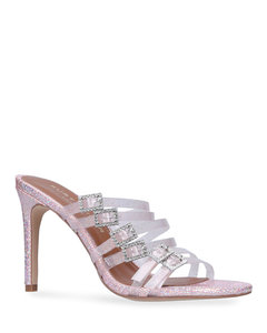 two-tone lace-up espadrilles