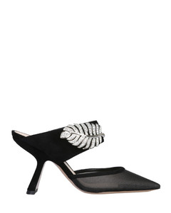 MONSTERA MULE SANDAL