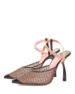 Women's Lapin Leather Cupsole Trainers - White