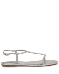 Diana Strass Flip凉鞋