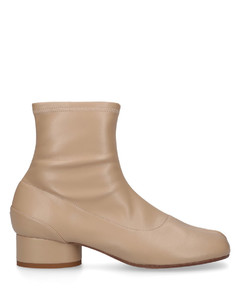 Ankle Boots Beige TABI