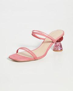 Les Mules Vallena便鞋