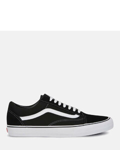 Old Skool Trainers - Black/White