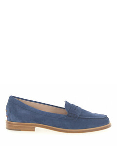 Penny Loafer A0X100 suede blue