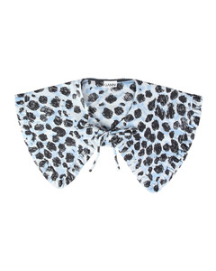 Daisy faux-pearl necklace