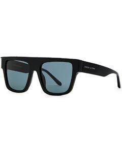 Cat-eye tortoiseshell-acetate sunglasses