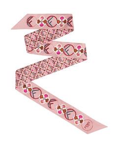 F is Fendi裹身式围巾