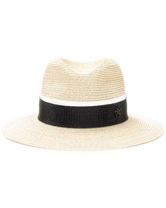 Henrietta草编帽