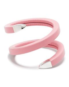 Medusa Stud Earrings With Crystals