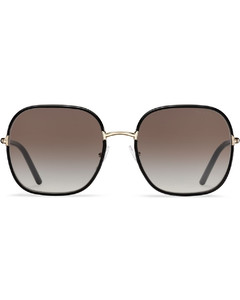 Decode oversized sunglasses