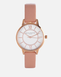 Women's Wonderland Dusty Pink Mix Watch - Rose Gold/Pink
