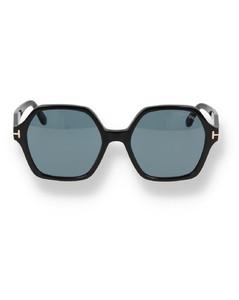 Twin金色调耳环