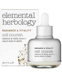 Cell Nourish Radiance and Vitality Facial Serum