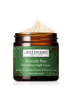 Avocado Pear Nourishing Night Cream (60ml)