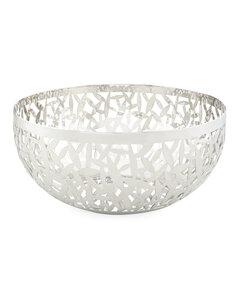 Flow Medium Glazed Porcelain Bowl