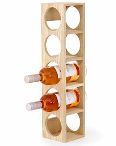Wine-0 Five Bottle Rack