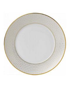 Set Of 2 Mosaico Blu Dessert Plates