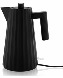 Electric Kettle - Plisse Black - 1.7L