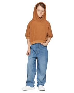 """""""weather""""印花尼龙蓬松夹克"""