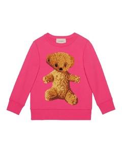 泰迪熊套头衫