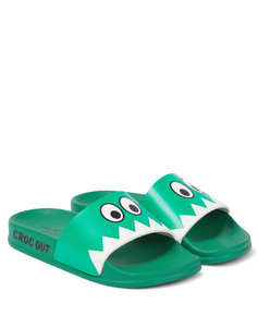 glittery crown ruffled sweatshirt