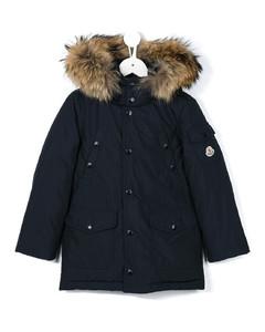 Yann衬垫外套