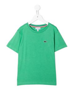 Cotton Knit Socks W/ Soldier Appliqués