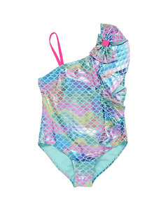 Glittered & Faux Patent Leather Snowboot