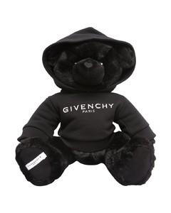LOGO卫衣毛绒泰迪熊
