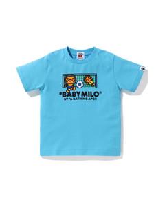 Baby Cleo棉质连身衣和帽子套装