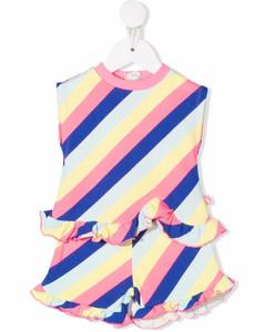初剪羊毛帽子和围巾套装