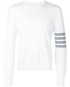 Classic Sweater With 4-bar