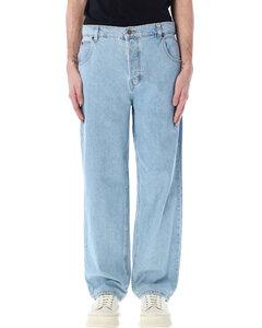 Wool Blend Sweatpants W/ Side Bands